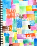 VisualJournal_AMillionDifferentPeople