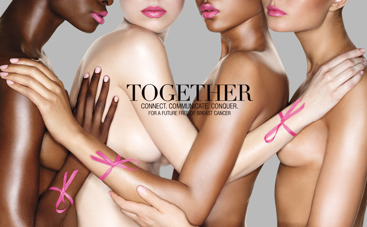 womans breast cancer designers